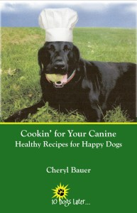BookCoverFRONTpage1_DigiCopy_Cookin' for Your Canine_10Jan2017